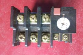 电机过载热保护器的作用与接线
