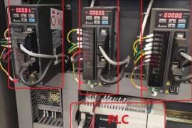 伺服电机如何与plc连接和编程