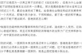 电工家园力挺香港警察,香港加油,正义不回被吓倒