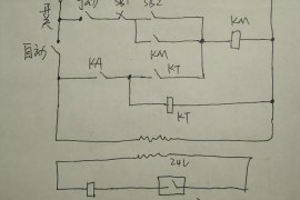 水塔接自动开关怎么接线