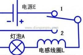 电感充放电的原理