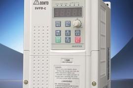 变频器的控制驱动主电路的电路原理图