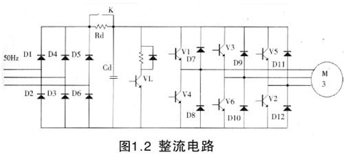变频器基本电路图(主回路)-电气工程-电工家园网